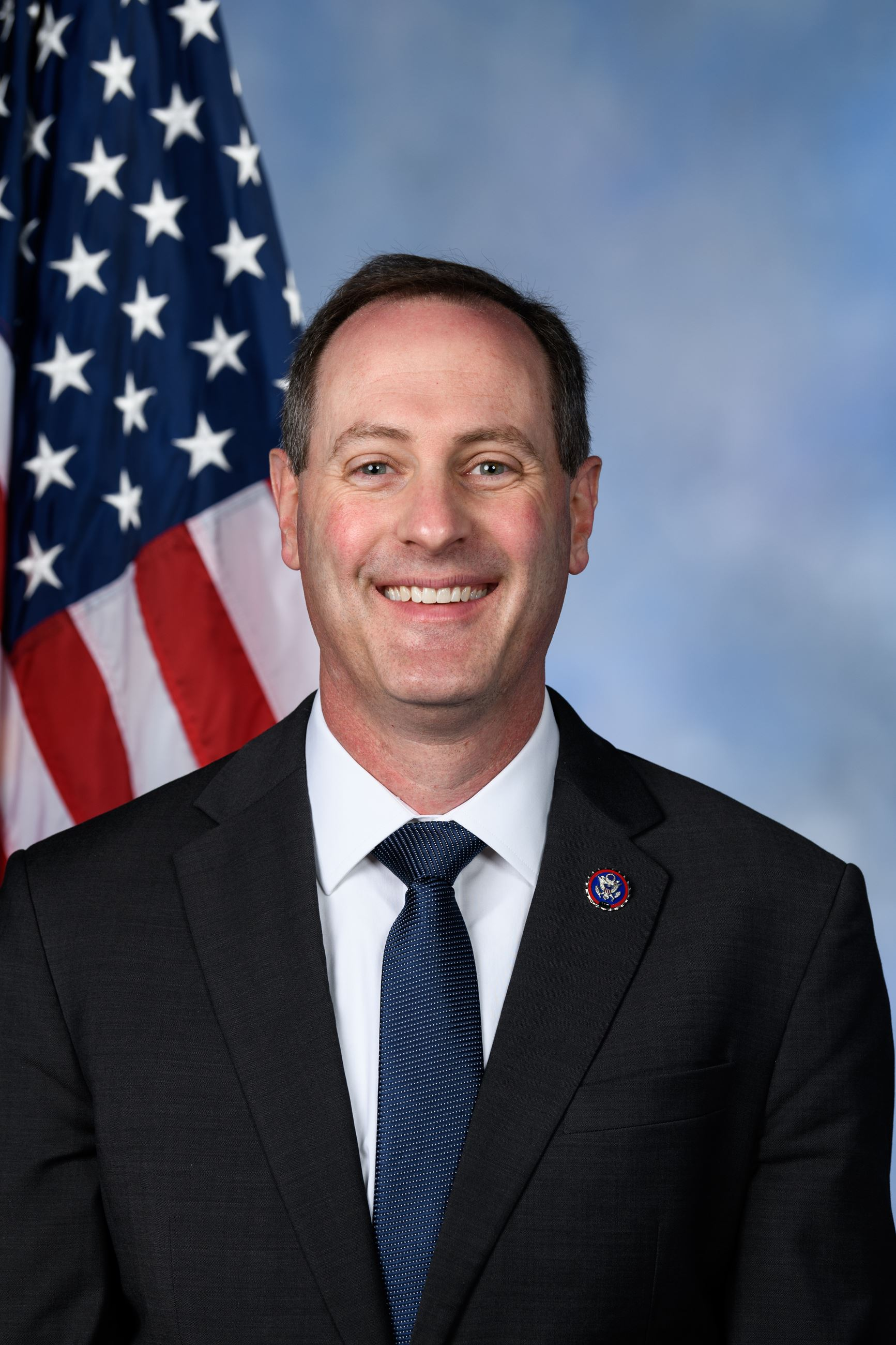 Rep. Mann headshot