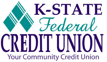 K-State Credit Union logo